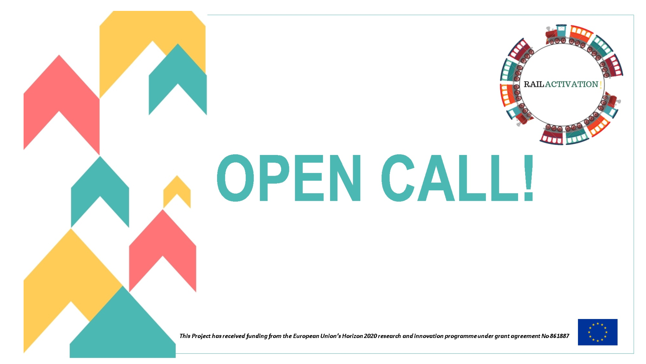 RailActivation Open Call