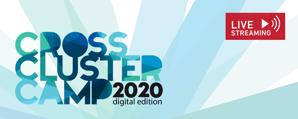 Logo Cross Cluster Camp digital edition