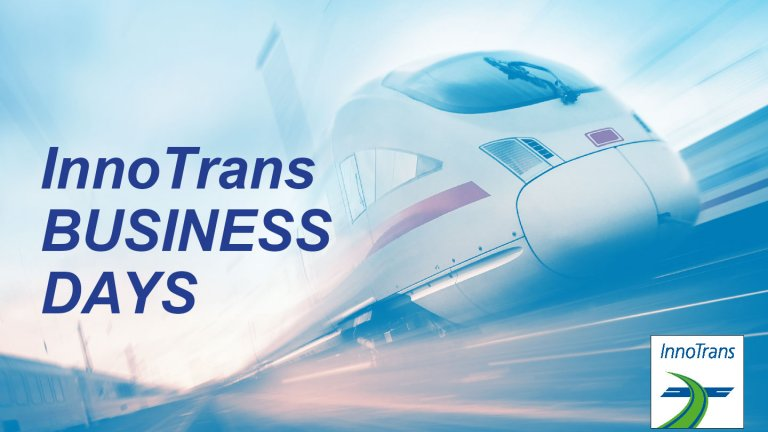 InnoTrans Business Days