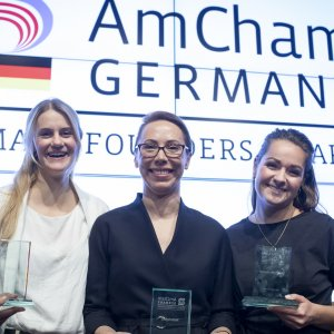 AmCham Germany Female Founders Award